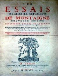 Michel Eyquem De Montaigne
