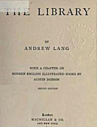 Lang, Andrew
