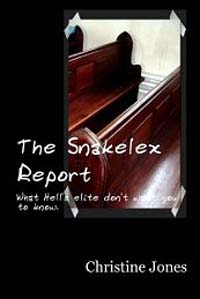 The Snakelex Report by Christine Jones