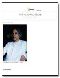 The Natural State, In the Words of U.G. ... by U.G. Krishnamurti