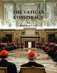 The Vatican Conspiracy by Jonathan Cross