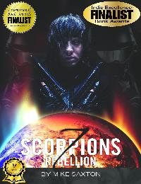 7 Scorpions : Rebellion by Mike Saxton