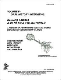 A History of Fishing Practices and Marin... by Kepa Maly