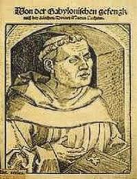 On the Babylonian Captivity of the Churc... by Martin Luther