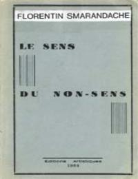 Le Sens du Non-Sens by Florentin Smarandache