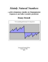 Mainly Natural Numbers by Henry Ibstedt