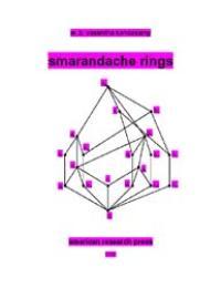 Smarandache Rings by W. B. Vasantha Kandasamy