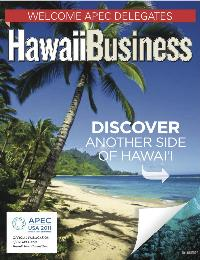Hawaii Business Magazine-Special Apec Ed... by Apec Hawaii Host Committee