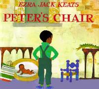 Peter's Chair : Preformed by Wally Amos by Ezra Jack Keats