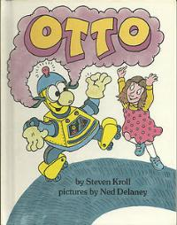Otto : Preformed by Wally Amos by Steven Kroll