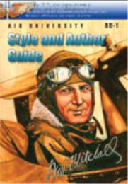 Air University Style and Author Guide by AUPress