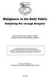 Malignants in the Body Politic : Redefin... by Douglas R. Stickle