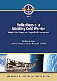 Air Force Research Institute Papers 2009... Volume 2009-5 by David R. Mets, PhD