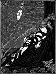 The Pit and the Pendulum by Poe, Edgar, Allan