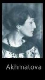 The Selected Poems of Anna Akhmatova by Akhmatova, Anna