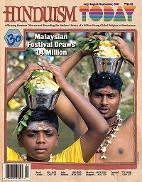 Hinduism Today : Malaysian Festival Draw... by Various
