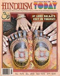 Hinduism Today : At Lord Balaji's Feet i... by Various