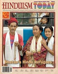 Hinduism Today : Bhutan's Hindu Refugees... by Various