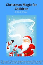 Christmas Magic for Children by Wright, Cindy