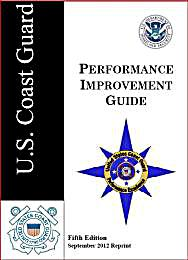 Performance Improvement Guide : Volume F... by U. S. Coast Guard