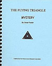 The Flying Triangle Mystery by Fowler, Omar