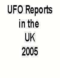 UFO Report 2005 from the United Kingdom by United Kingdom Ministry of Defence