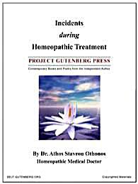 Incidents during Homeopathic Treatment by Othonos, Athos, Stavrou, Dr.