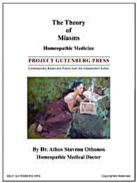 The Theory of Miasms by Othonos, Athos, Stavrou, Dr.