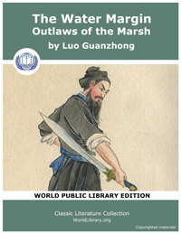Outlaws of the Marsh (Water Margin) by Naian, Shi