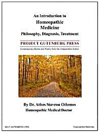 Introduction to Homeopathic Medicine by Othonos, Athos, Stavrou, Dr.