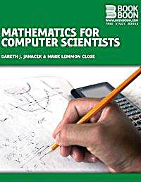 Mathematics for Computer Scientists by Janacek, Gareth, J.
