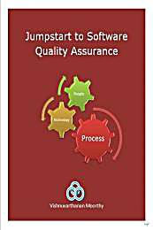 Jumpstart to Software Quality Assurance ... by Moorthy, Vishnuvarthanan