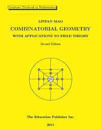 Combinatorial Geometry with Applications... Volume Second Edition by Mao, Linfan