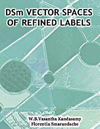 DSm Vector Spaces of Refined Labels by Kandasamy, W. B. Vasantha