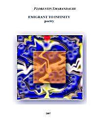 Emigrant to Infinity by Smarandache, Florentin