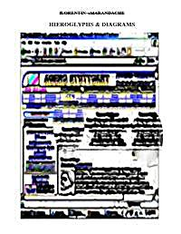Hieroglyphs & Diamgrams : Computer-Gener... by Smarandache, Florentin