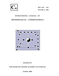 International Journal of Mathematical Co... by Mao, Linfan