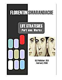 Life Strategies Part One : Works Volume Part One by Smarandache, Florentin