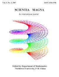 Scientia Magna : An International Journa... by Xi'an, Shaanxi