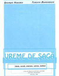 Vreme de Saga by Smarandache, Florentin