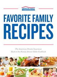 Favorite Family Recipes : The American F... by Laessig, Isabel, Ms.