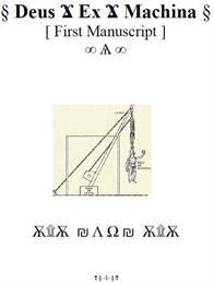 Deus Ex Machina : Machina Ex Deus, Volum... by Coopey, Jack Robert, Robert