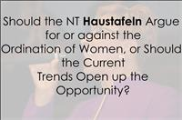 Should the NT Haustafeln Argue for or ag... by Bwambale, Simon, Ph.D.