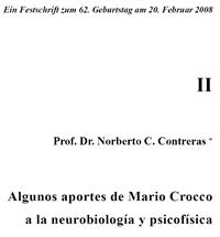 Algunos aportes de Mario Crocco a la neu... by Contreras, Norberto, Cesar, Dr.