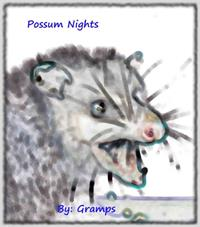 Possum Nights by Johnson, Hugh, C