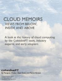 Cloud Memoirs: Views from Below, Inside,... by Walker, Margaret