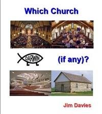 Which Church (if any)? by Davies , Jim