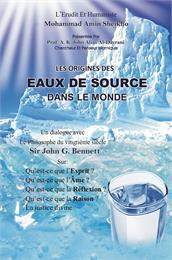 Les Origines Des Eaux De Source Dans Le ... by Sheikho, Mohammad, Amin