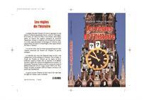 Les Règles de L'histoire by Kostov, Vladimir, Petrov, Ph.D.