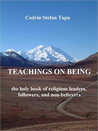 Teachings on Being : The Holy Book of Re... by Tapu, Codrin, Stefan